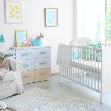 best nursery gliders for small space